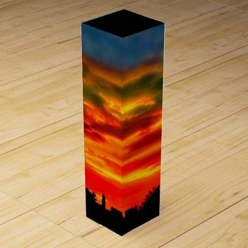 Sundown Wine Box