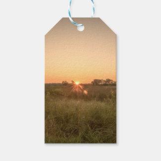 Sundown Gift Tags