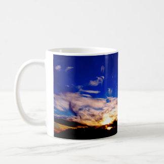 Sundown in Austin, Texas Coffee Mug