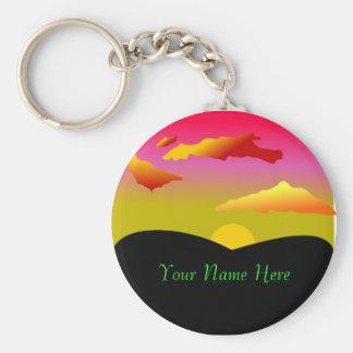 sundown keychain