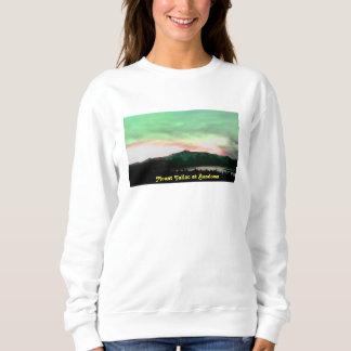 Sundown on Mount Tallac Sweatshirt