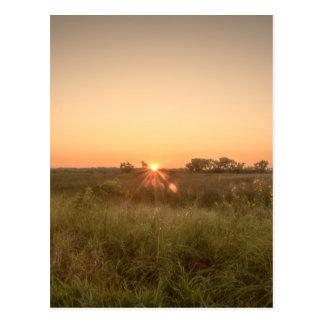 Sundown Postcard