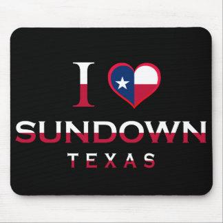 Sundown, Texas Mousepads