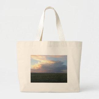 Sundown Thunderhead Jumbo Tote Bag