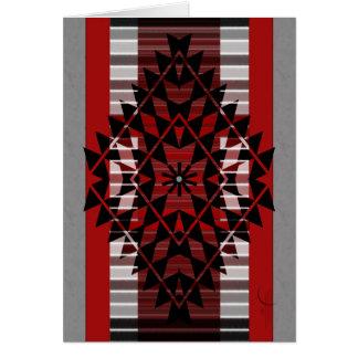 SunFire Blanket Card