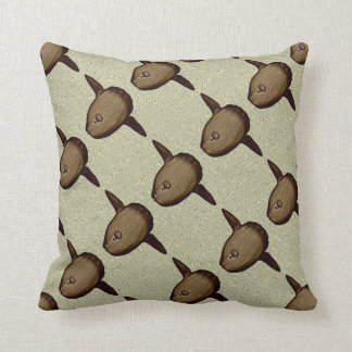 Sunfish Shoal Throw Cushion