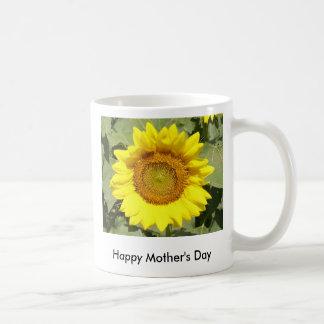 Sunflower 1, Happy Mother's Day Mug