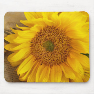 Sunflower 1 mouse pad