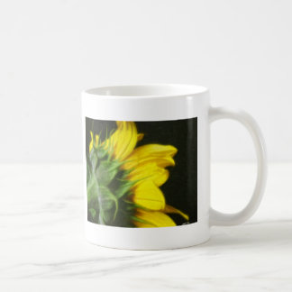 Sunflower 1 Painterly Mug
