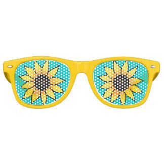 'Sunflower 4' Retro Sunglasses