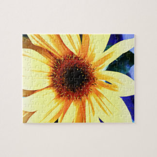 "Sunflower 8""x10"" Puzzle with Gift Box, 10 Pieces"