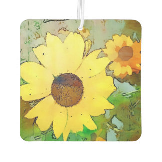 Sunflower Air Freshener