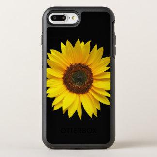 Sunflower Apple iPhone X/8/7 Plus Otterbox Case