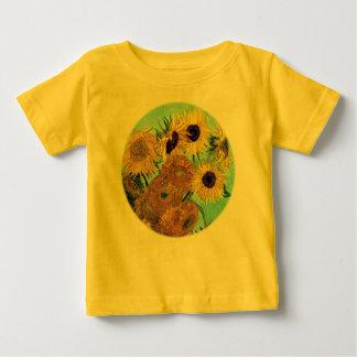 Sunflower Baby Baby T-Shirt