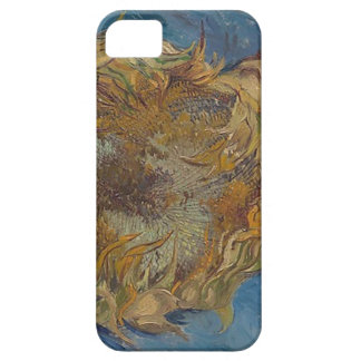 Sunflower background barely there iPhone 5 case