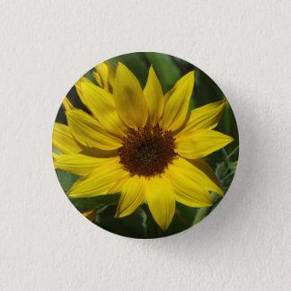 Sunflower Badge