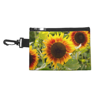 Sunflower Accessory Bags