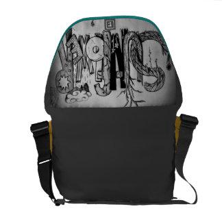 Sunflower Bag Courier Bag