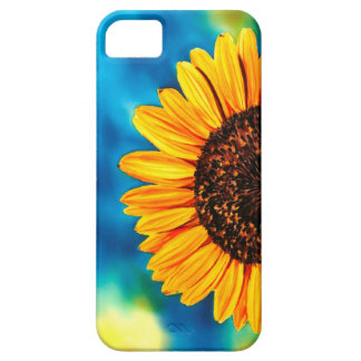 Sunflower Barely There iPhone 5 Case