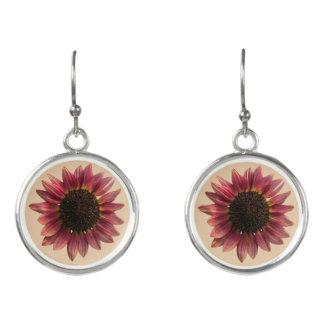 Sunflower Beauty Earrings