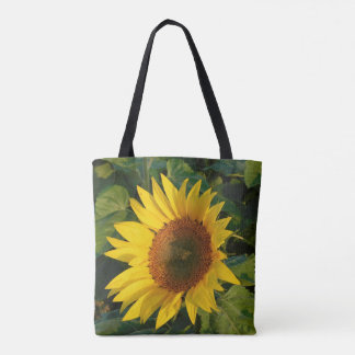 Sunflower Beauty Tote Bag