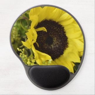 Sunflower Bloom Gel Mousepad