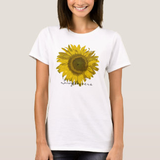 Sunflower Blossom T-Shirt