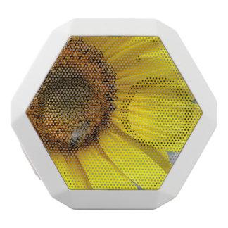 sunflower white boombot rex bluetooth speaker