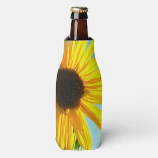 Sunflower Bottle Cooler