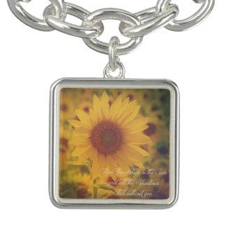 Sunflower Bracelet