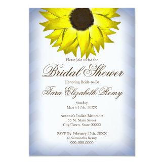 Sunflower Bridal Shower Invite
