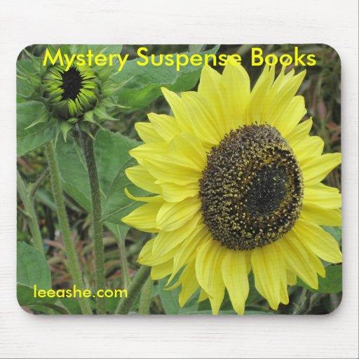 Sunflower Bud mousepad