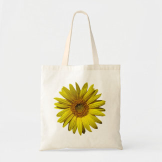 Sunflower Budget Tote Budget Tote Bag