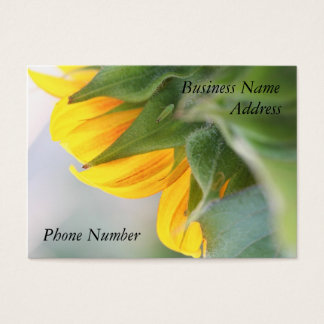 Sunflower Business Card Make it your Own!
