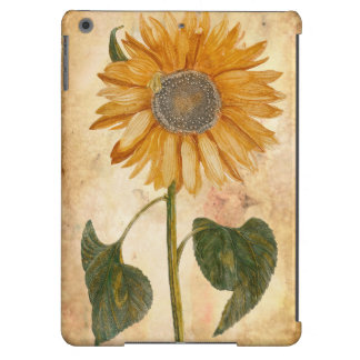 Sunflower Cover For iPad Air
