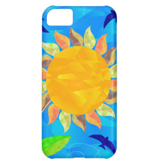 Sunflower Case For iPhone 5C