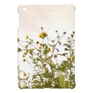 SUNFLOWER CASE iPad MINI COVER