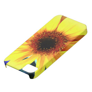 Sunflower Case-Mate Barely There iPhone SE + iPhon