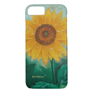 Sunflower 🌻 Case Premium painting iPhone 8/7