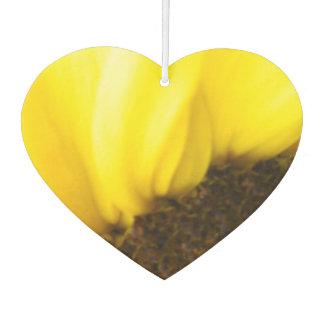 Sunflower Close Up 175 Car Air Freshener