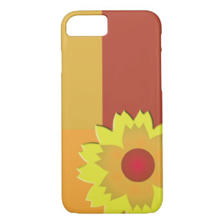 Sunflower Color Block iPhone 8/7 Case