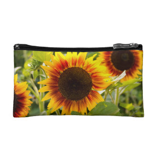 Sunflower Cosmetic Bags