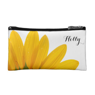 Sunflower Cosmetics Bag