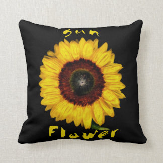 Sunflower Cushion