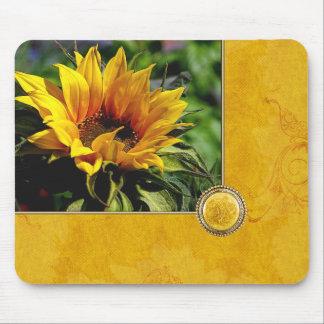 Sunflower Custom designer Mousepad