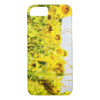Sunflower Days iPhone 7 case