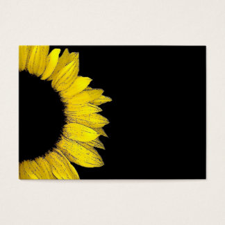 SUNFLOWER DIY Template V3 Business Card