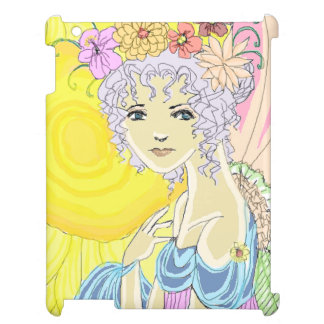 Sunflower Fairy iPad Covers