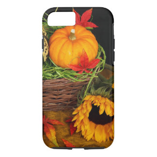 Sunflower Fall Thanksgiving iPhone 7 Case