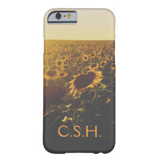 SUNFLOWER FIELD CASE